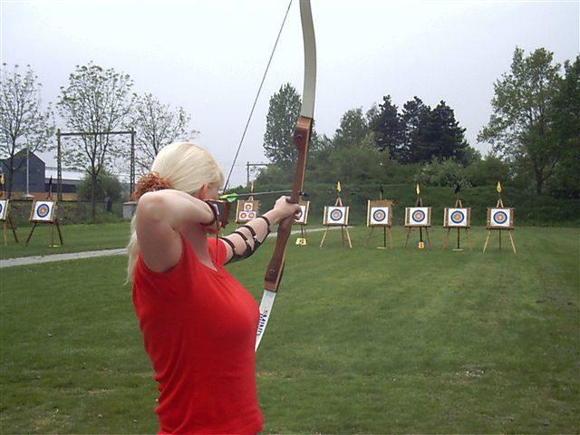 Archery in Giethoorn