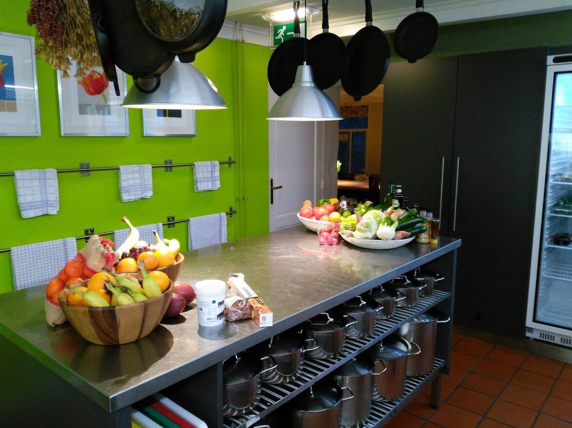 keuken kleurig