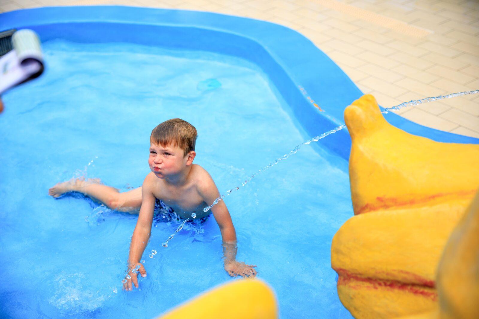 Binnenzwembad Resort Veluwe