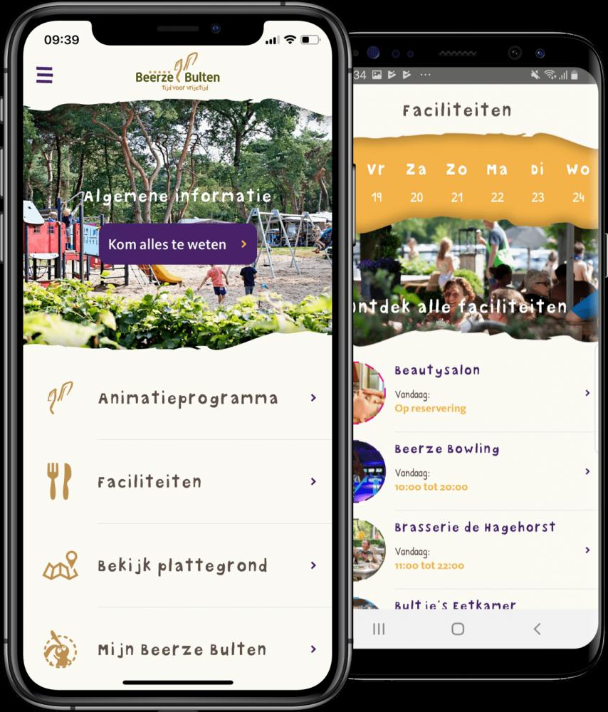 Beerze Bulten App