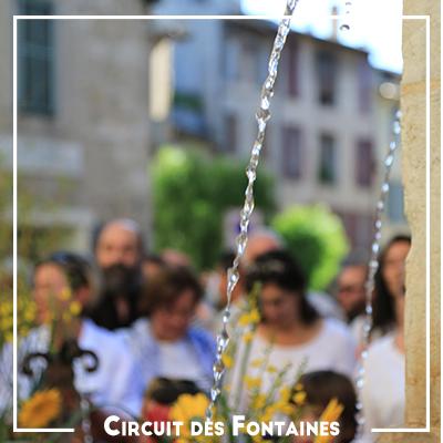 Le circuit des fontaines à Vence