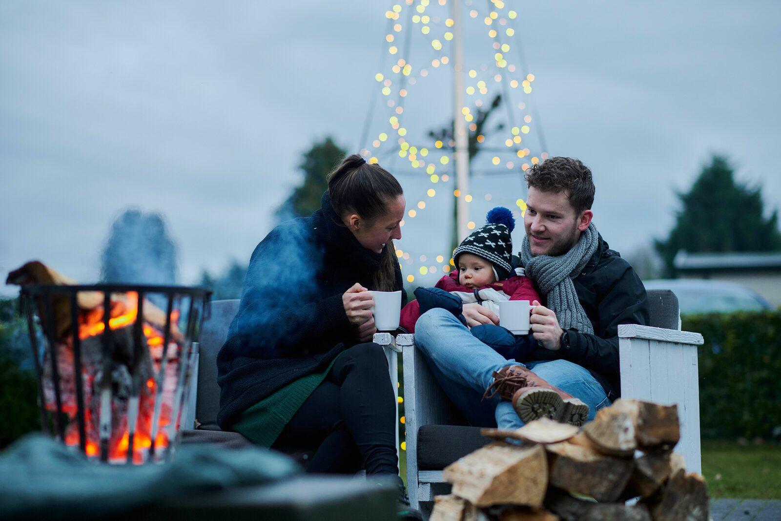 Verblijft u liever bij ons tijdens de kerstdagen?
