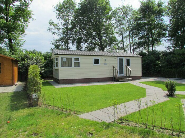Merel 675 | 4 persoons chalet