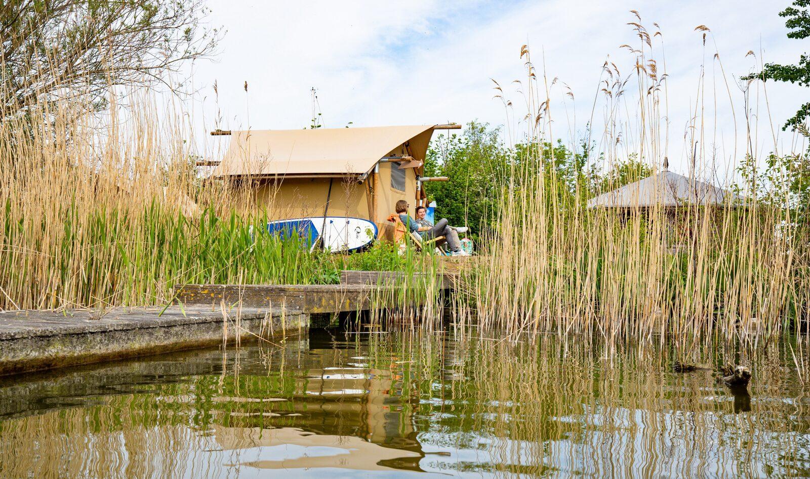 Tentes de safari Marina Parcs