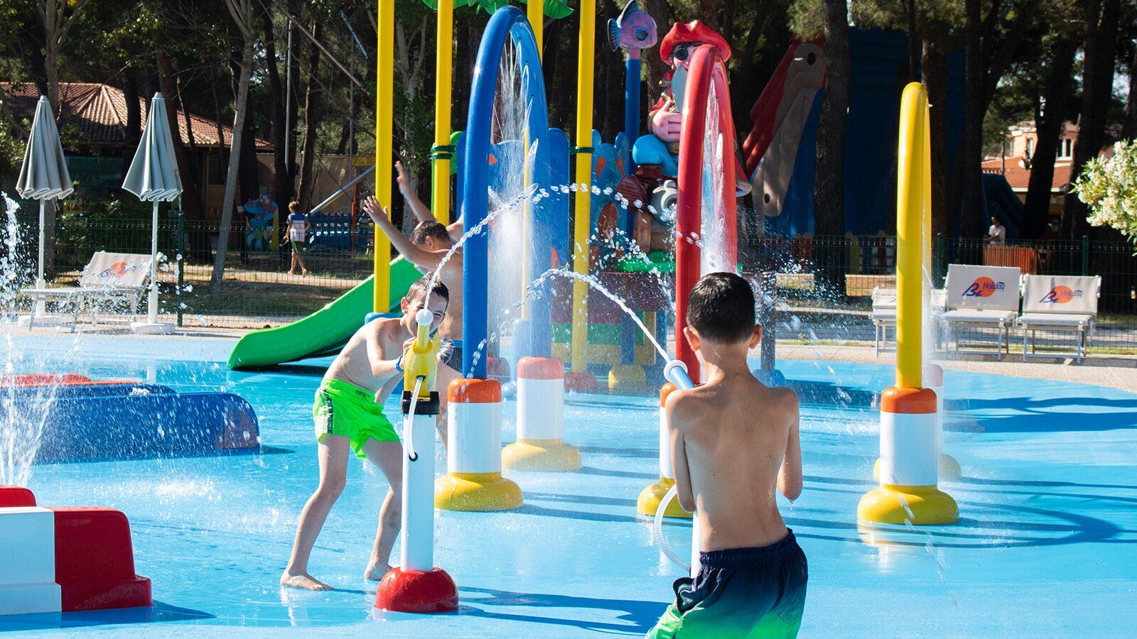Camping Kroatië met zwembad