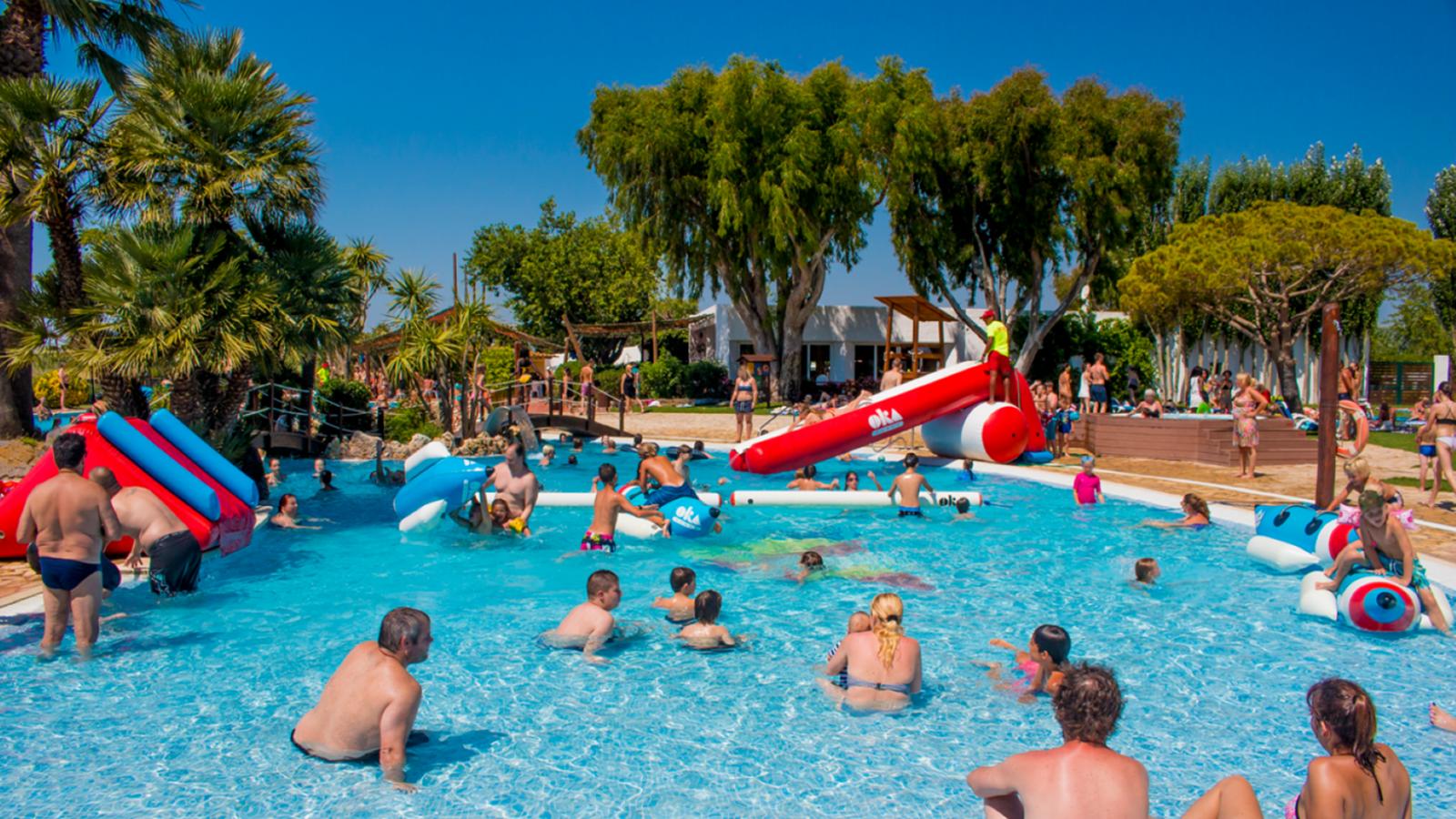 Camping Spanje met zwembad