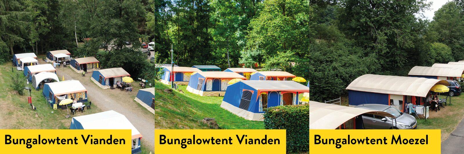 Bungalowtenten op Walsdorf