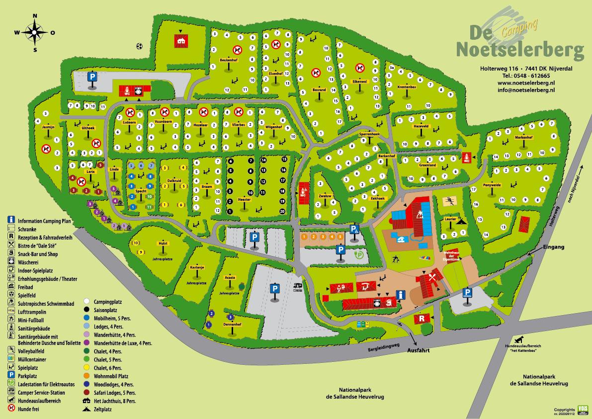 Lageplan Noetselerberg