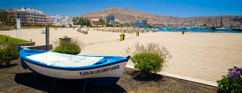 Playa los Christianos
