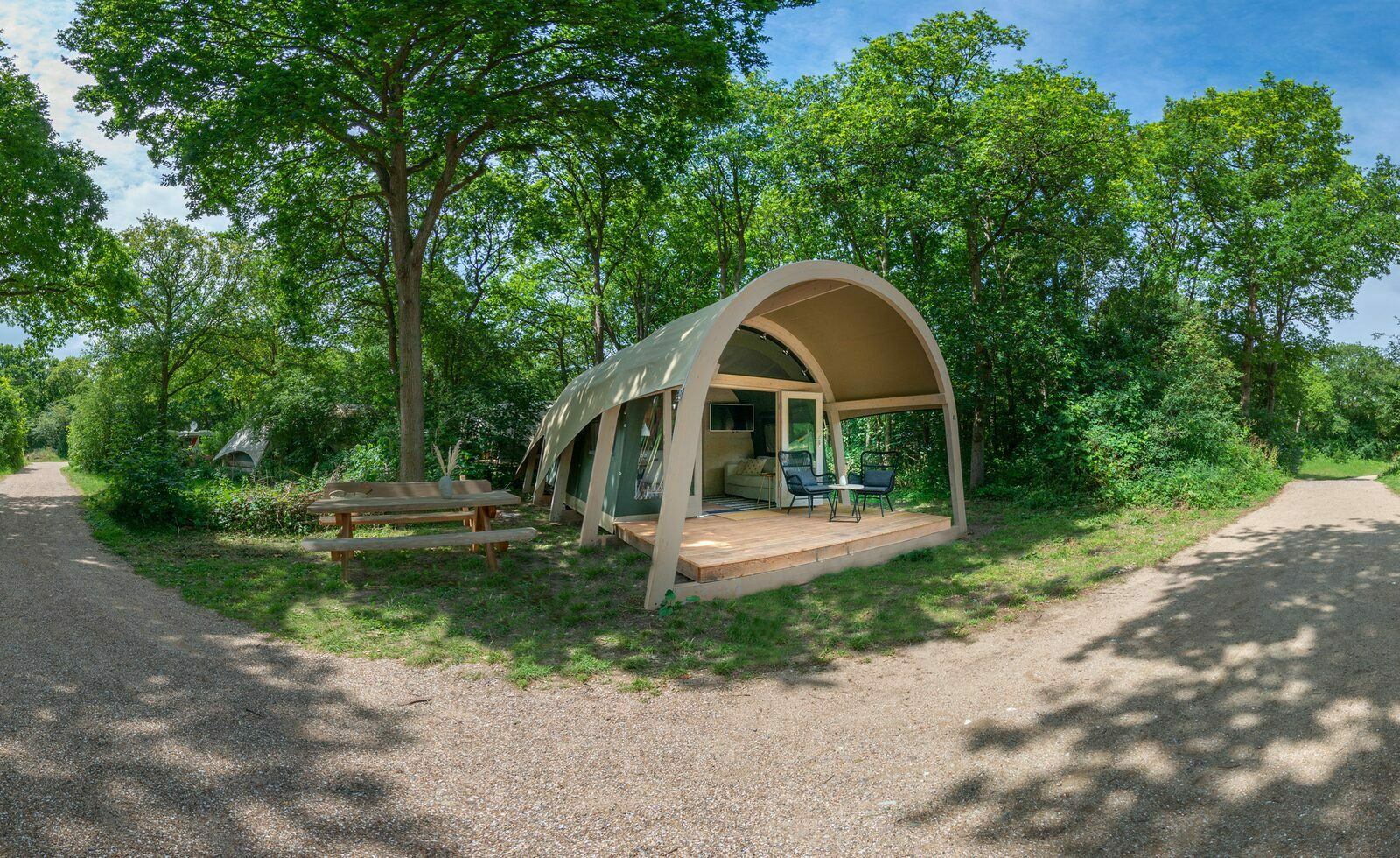 Rent a safari tent in Twente