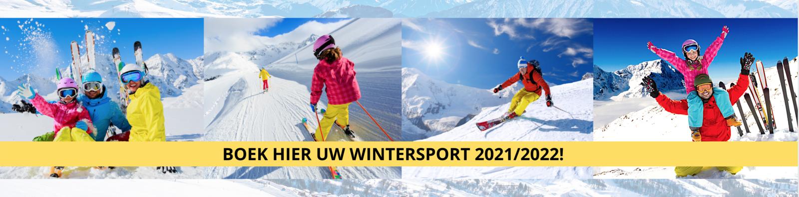Wintersport boeken 2021/2022