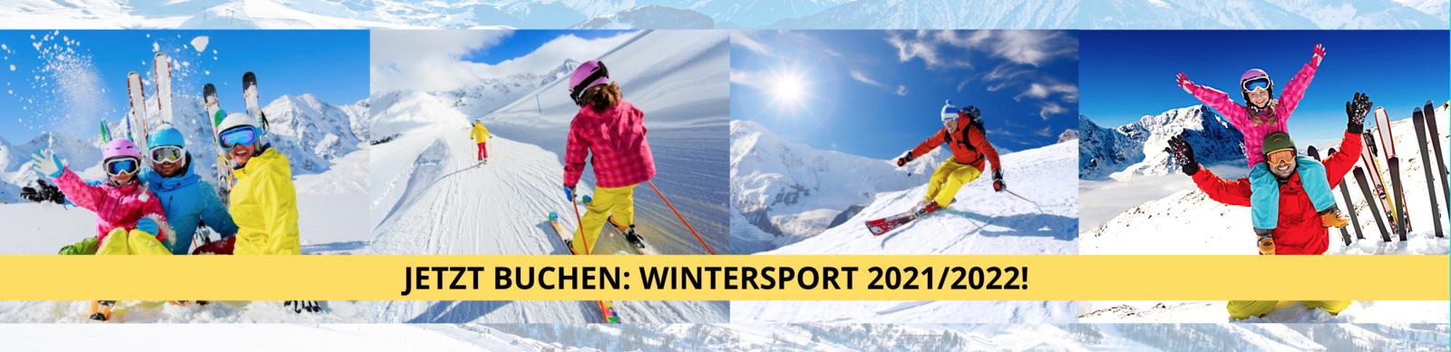 Wintersport buchen 2021/2022