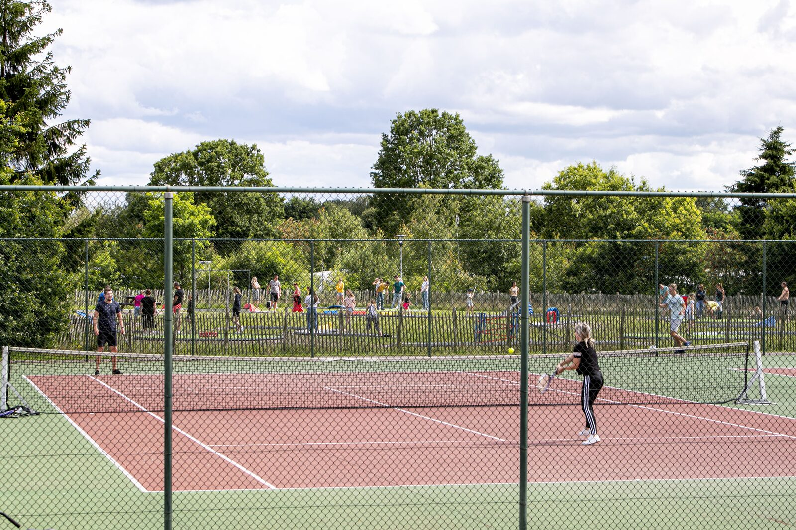 Tennis courts | Holiday Park Witterzomer