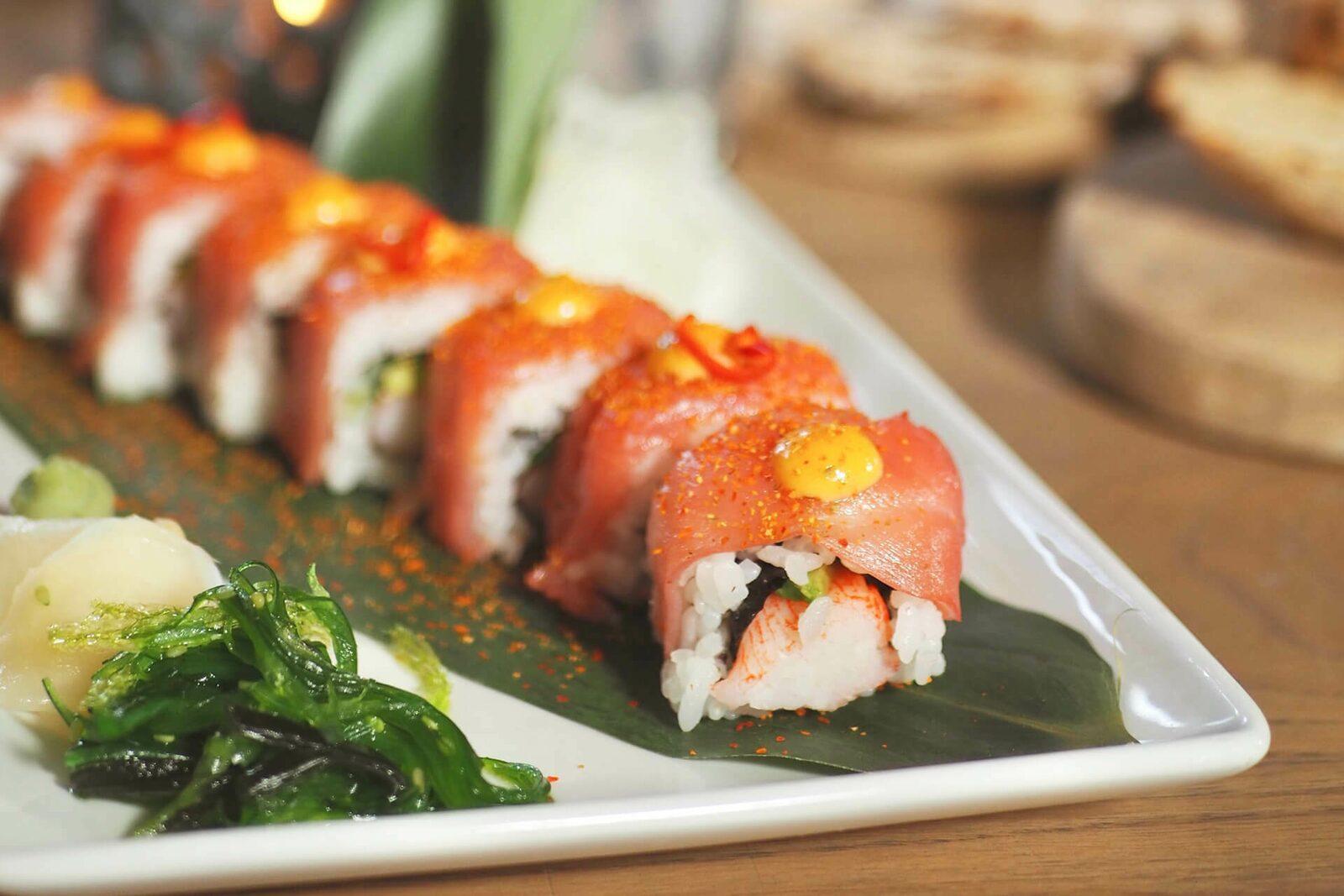 Sushi Brasserie Zeven