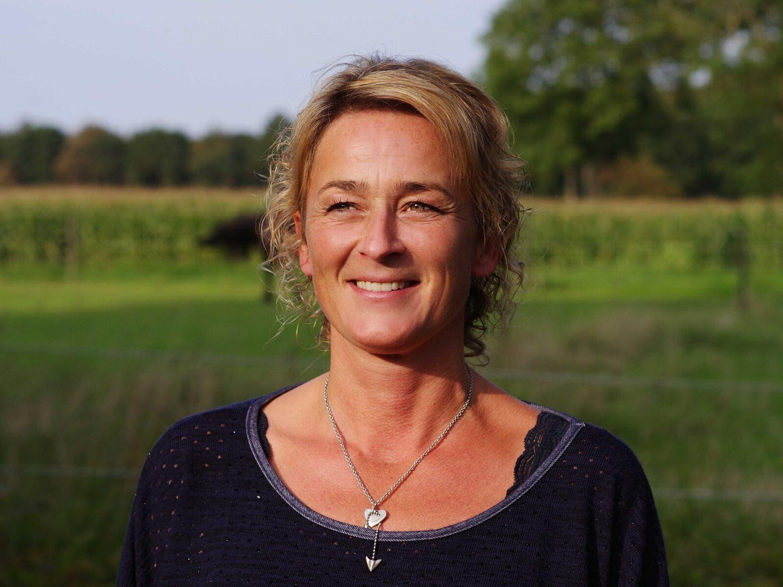 Profiel foto van de eigenaresse