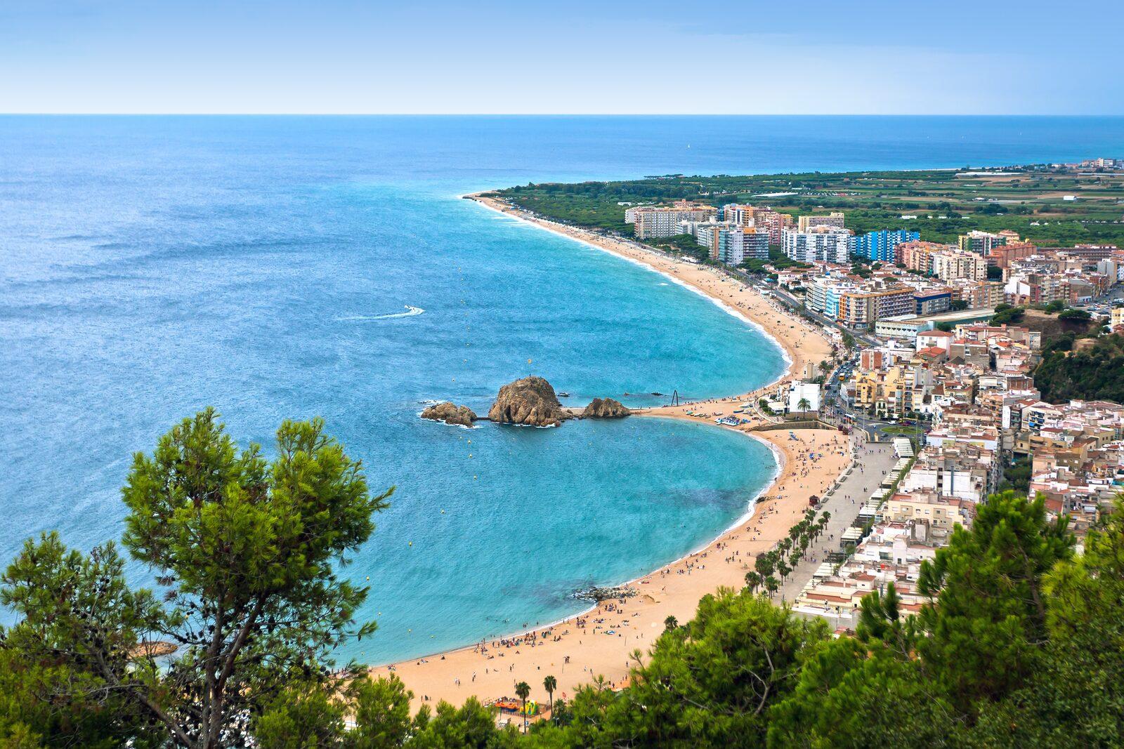 Glamping Spanje aan zee