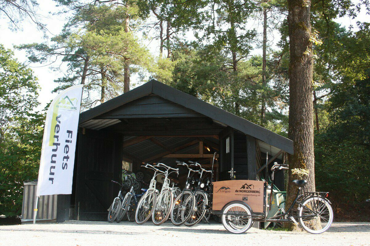 Fahrrad- und Kettcarverleih