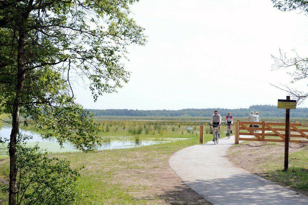 Wandelen en fietsen in Drenthe
