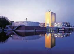 Groningermuseum im Groningen