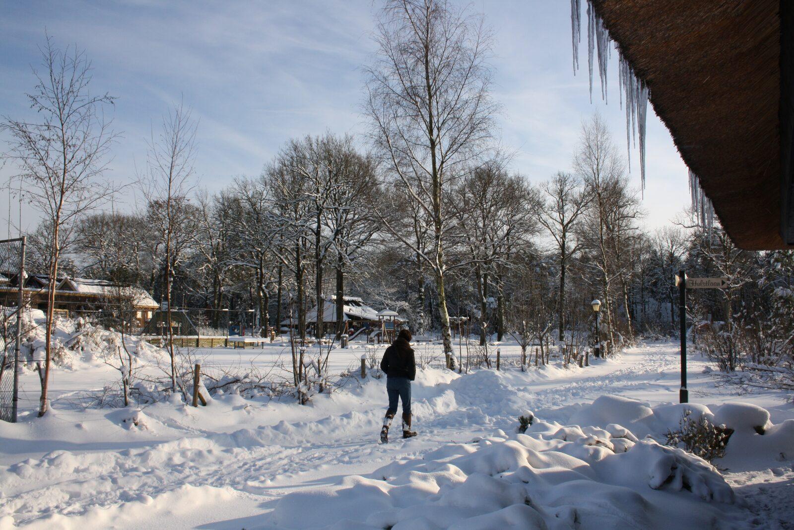 Kerstvakantie Drenthe
