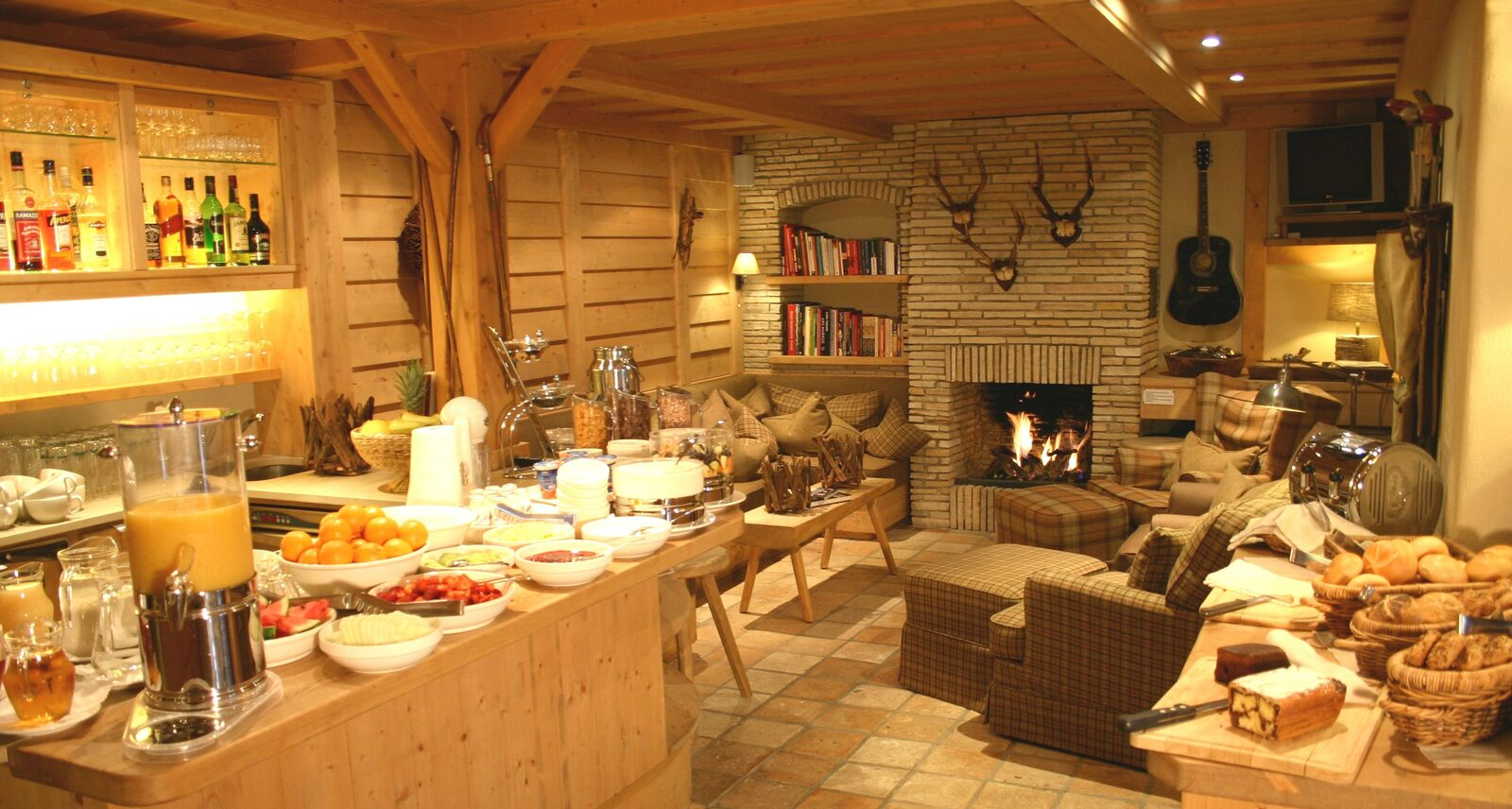 Lounge | Oasis Princess Bergfrieden
