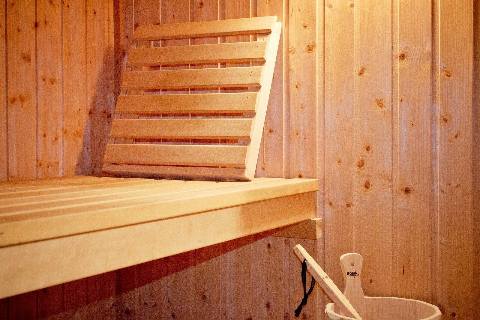 Camping met sauna Drenthe