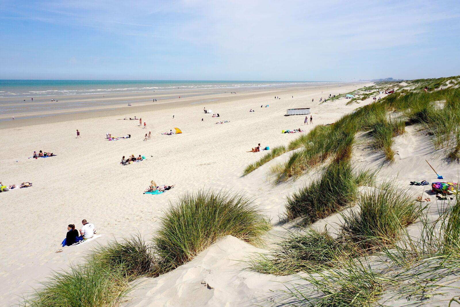 Top 12 des plus belles plages de la Côte d'Opale - Bray Dunes