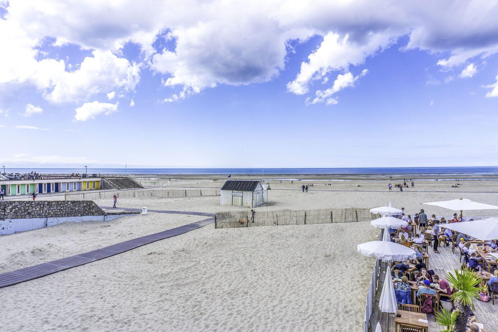 Top 12 des plus belles plages de la Côte d'Opale - Le Touquet