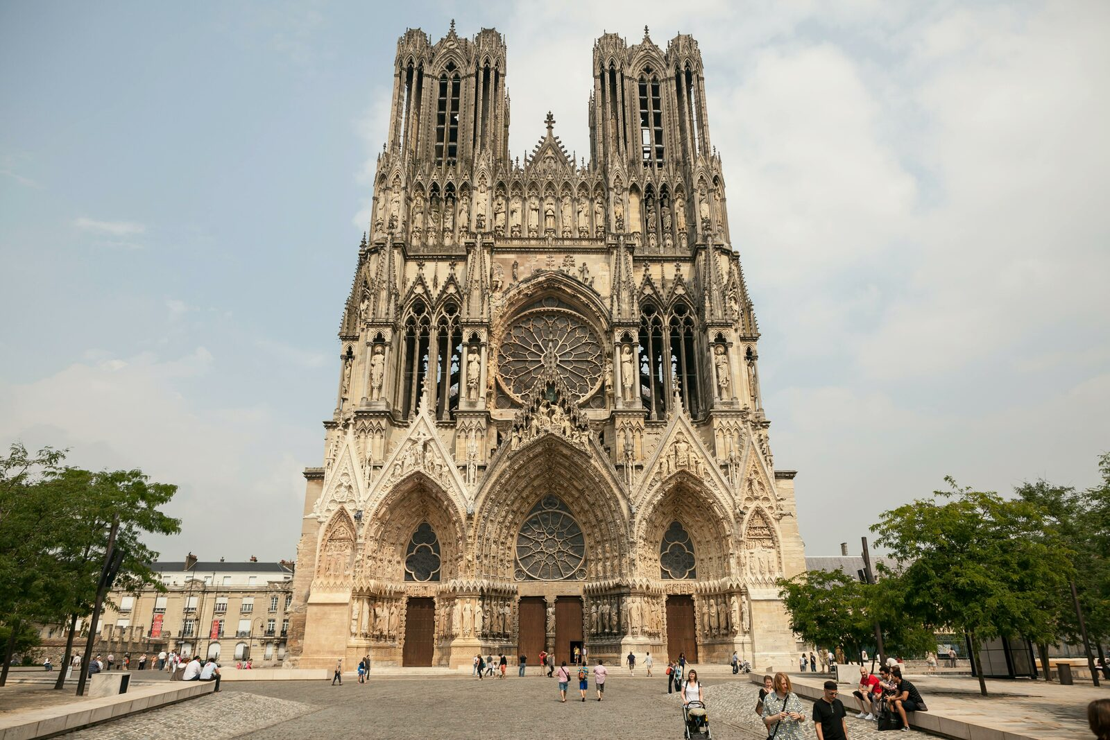 Champagne - Northern france holiday destination