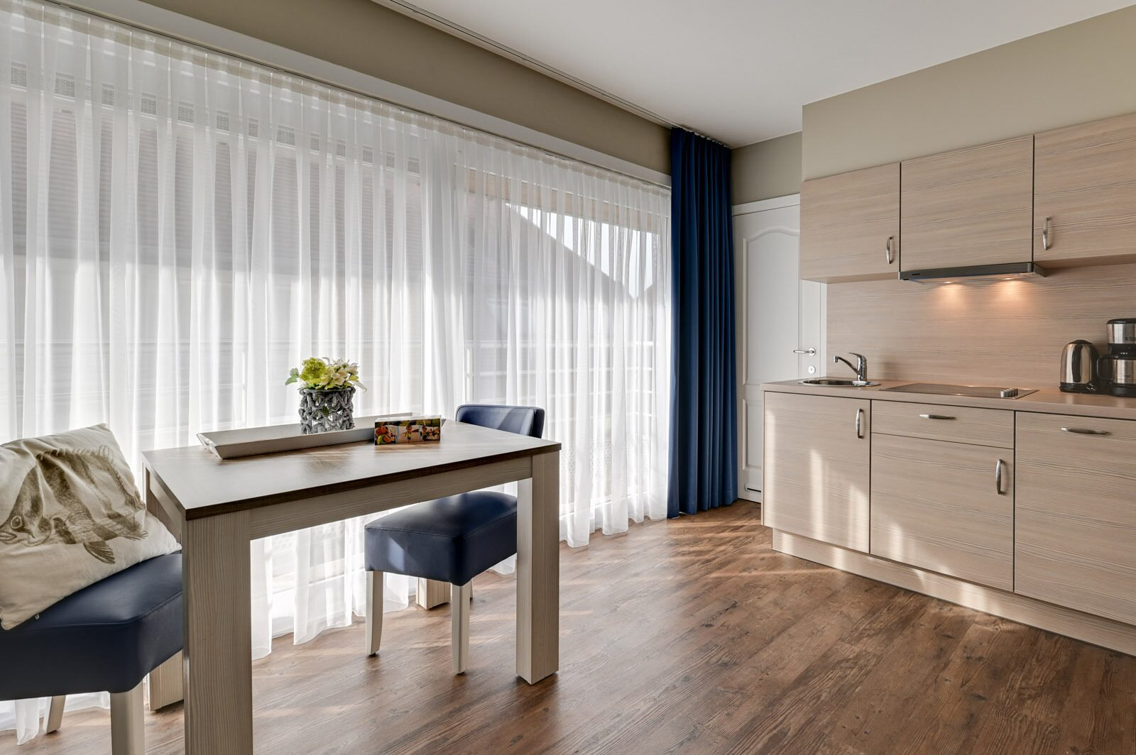 Holiday apartments for 2