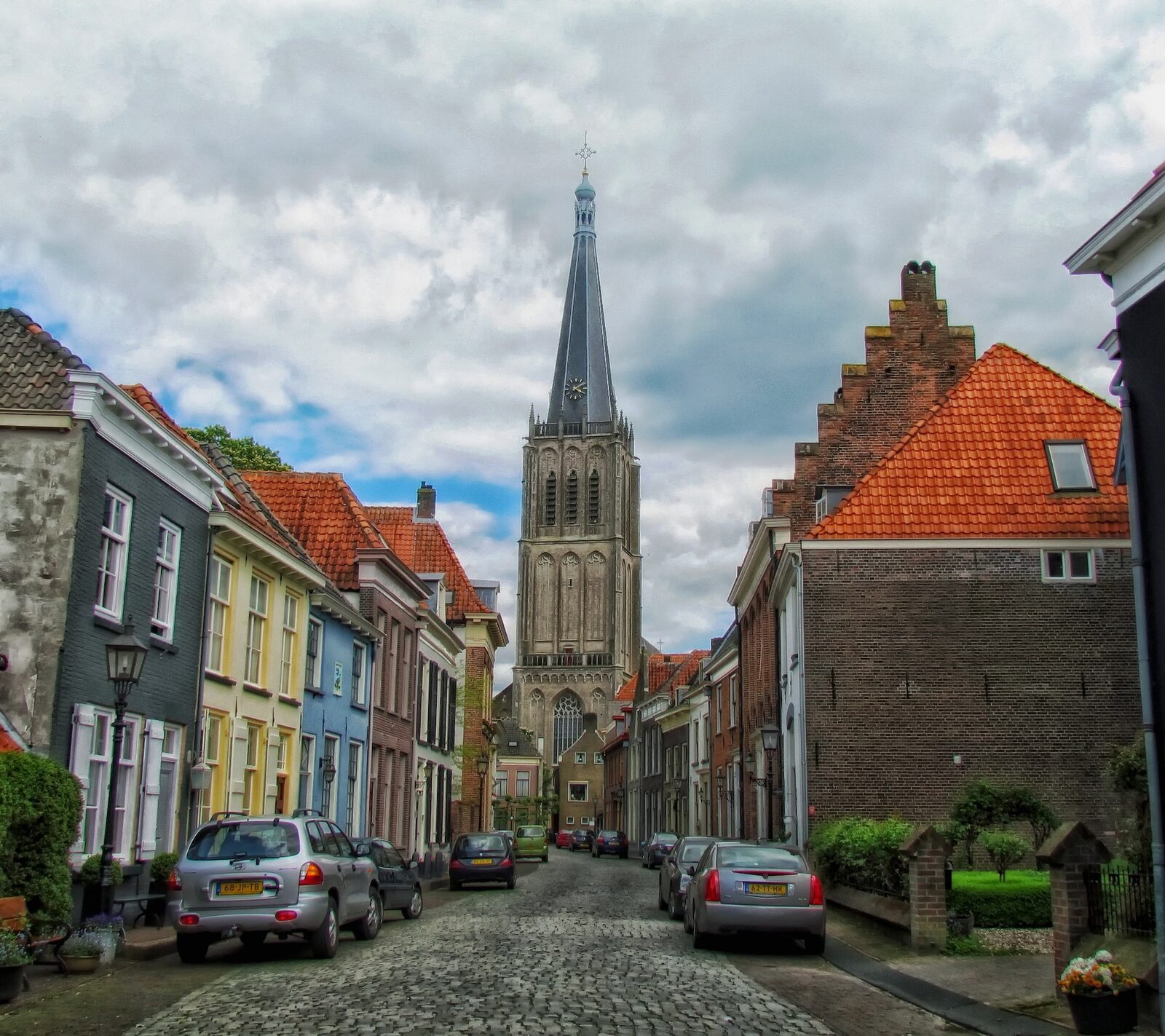 Hanseatic town of Doesburg