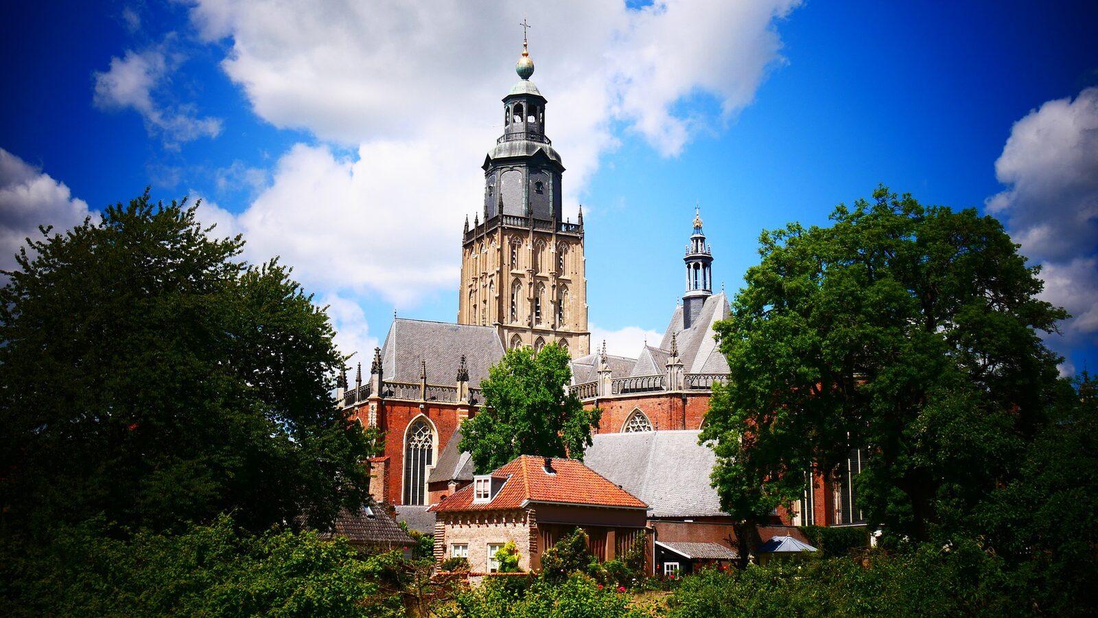 Hanseatic town of Zutphen
