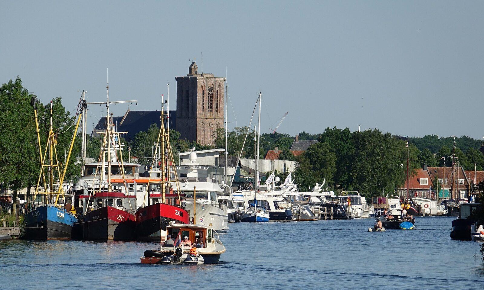 Hanseatic town of Elburg