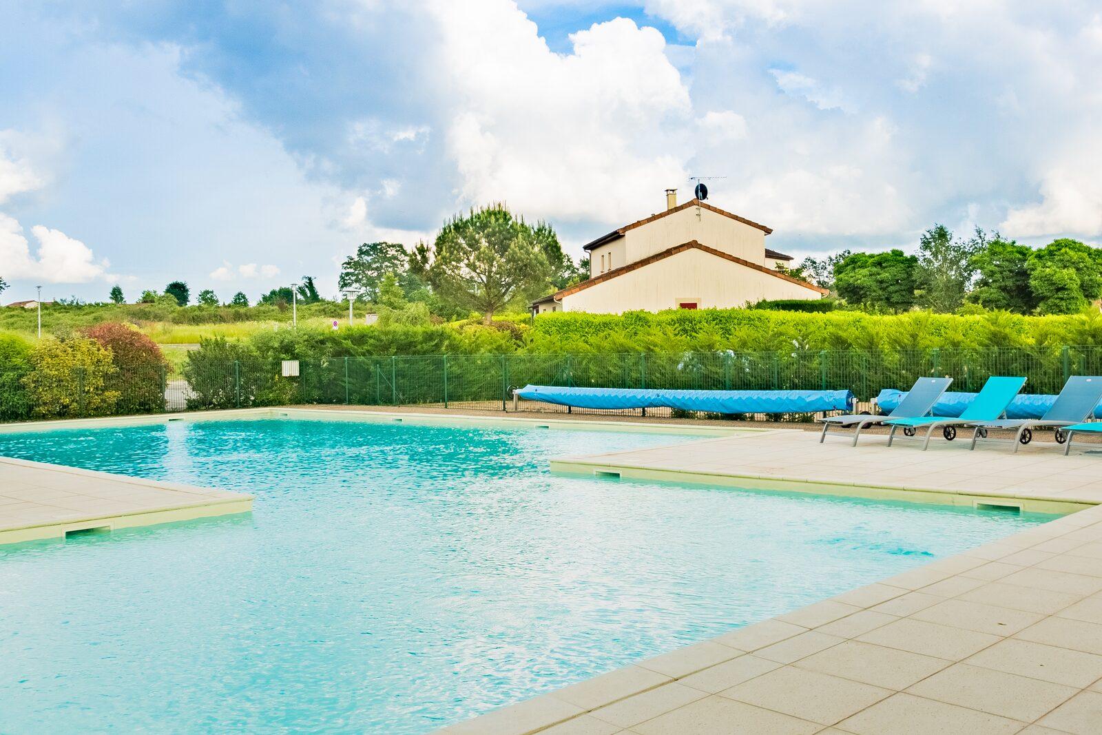 Zwembad Les Forges Villas