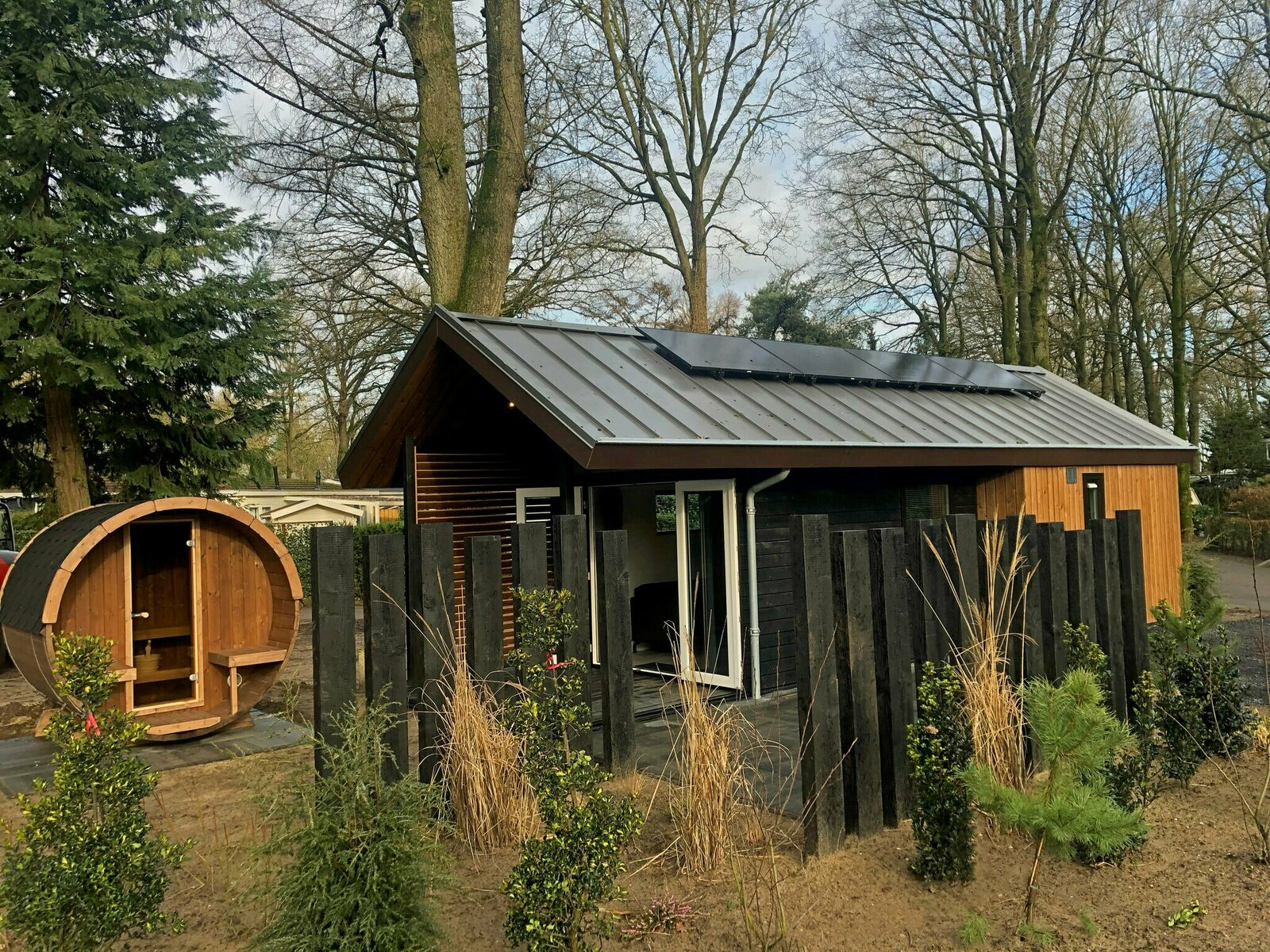 Tiny House in der Veluwe