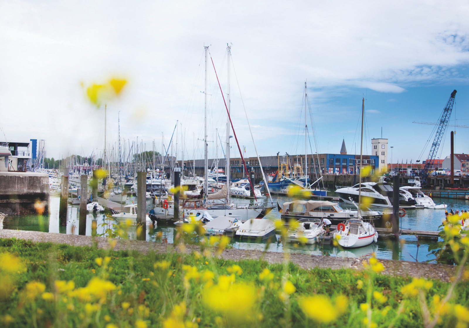 Vacances à Zeebrugge