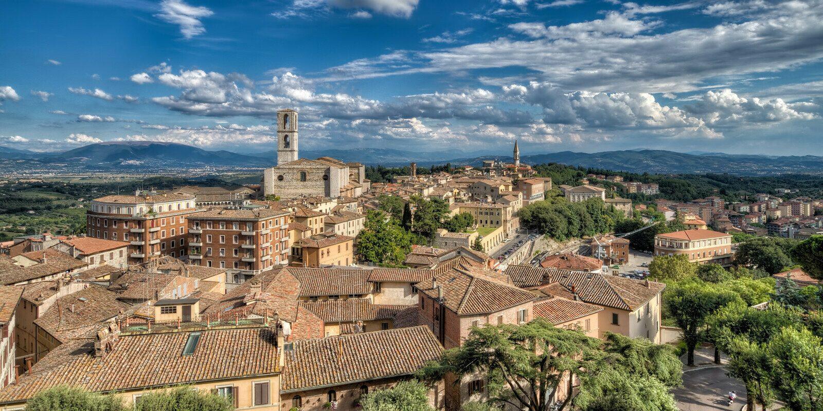 Top 5 uitjes in Umbrië