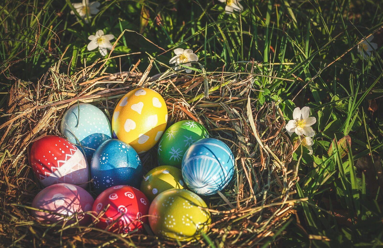 Les vacances de Pâques