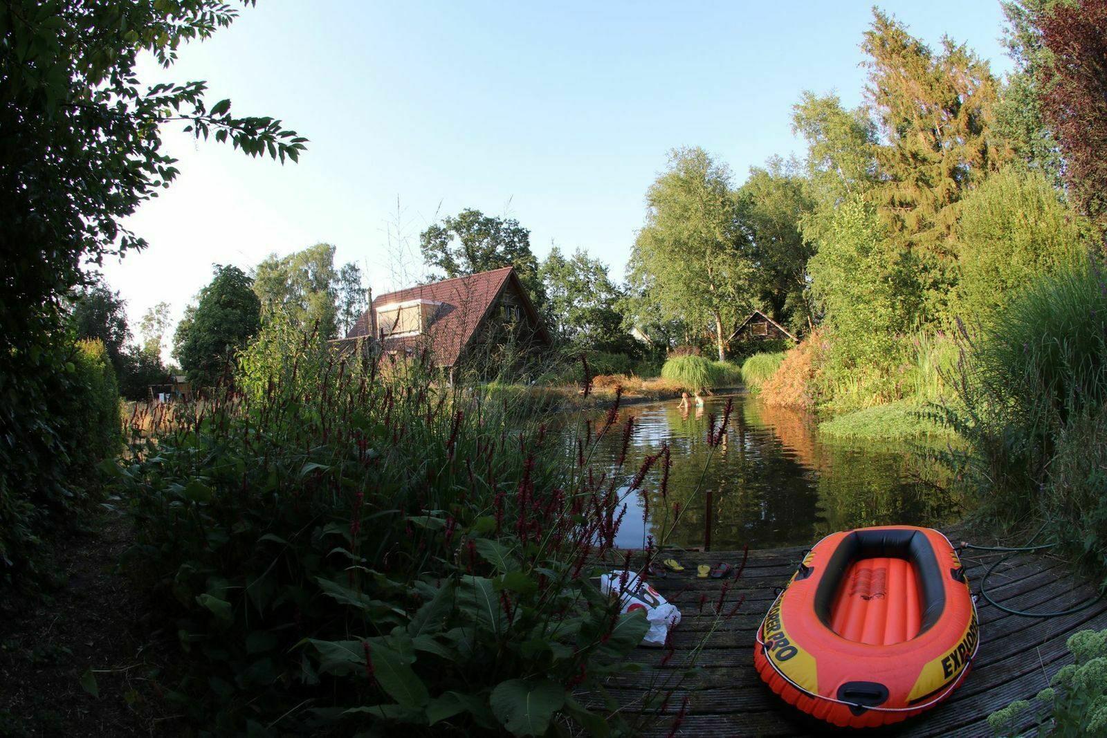 5x vakantiehuizen met zwembad in Nederland