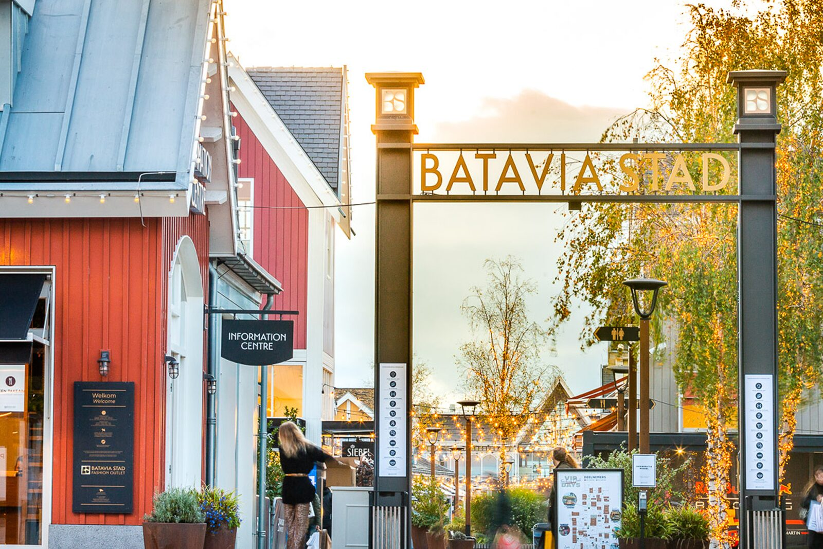 Batavia Stad Fashion Outlet – Lelystad