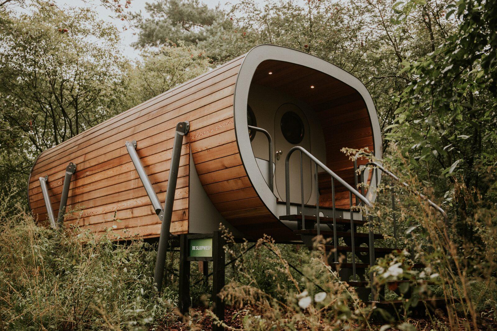 Camping bungalow in overijssel
