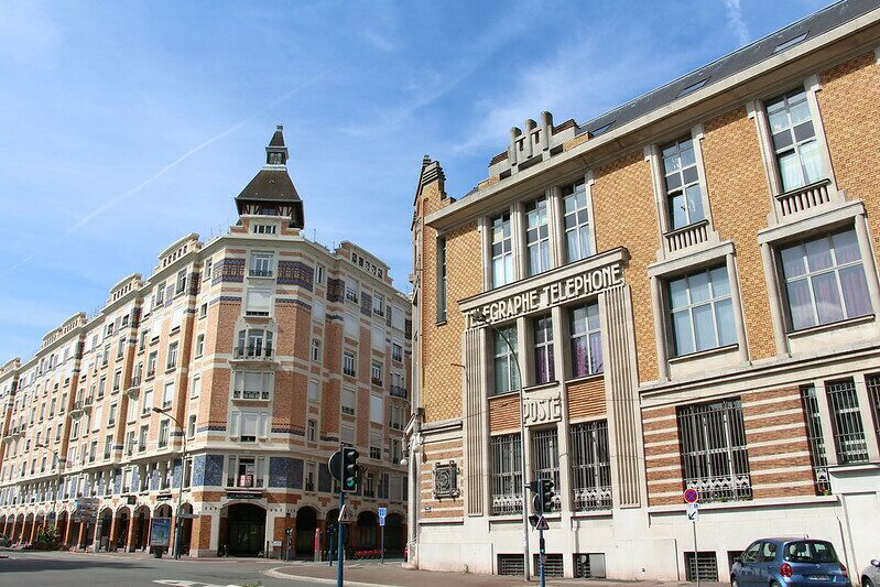 Tourcoing - Les Arcades & Hôtel de la Poste
