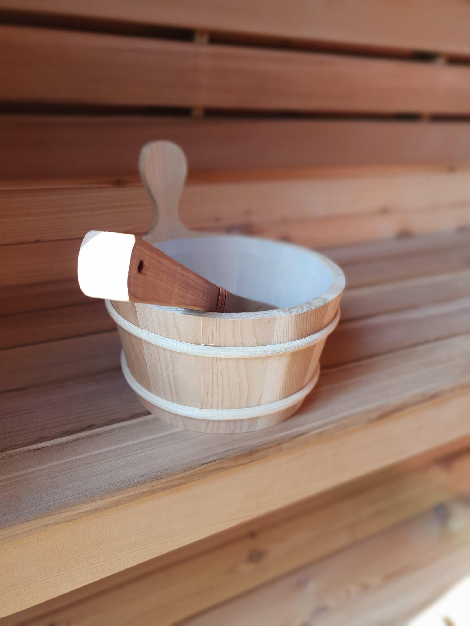 Kom tot rust in de sauna