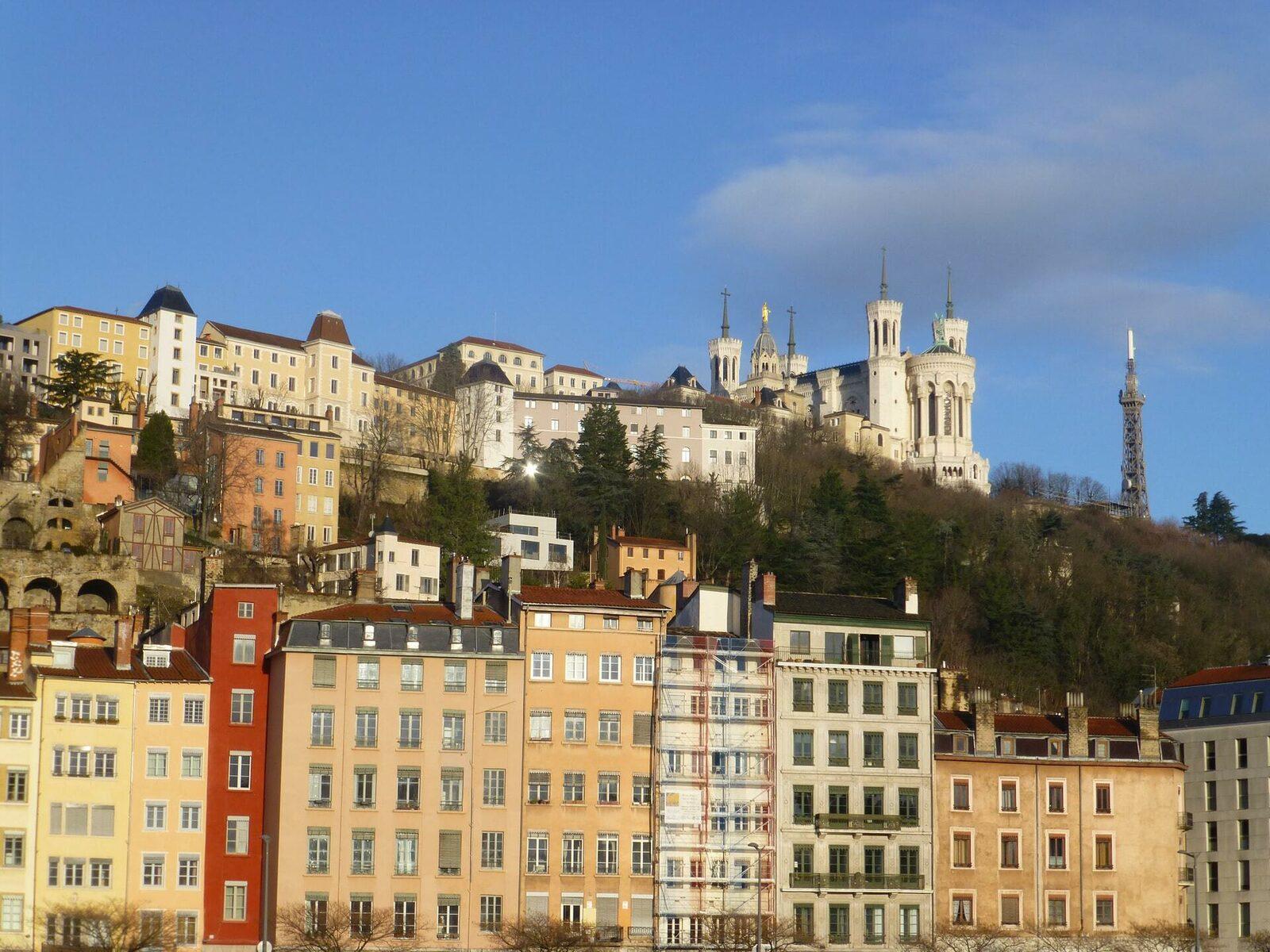 Fourvière, Lyon, Frankrijk