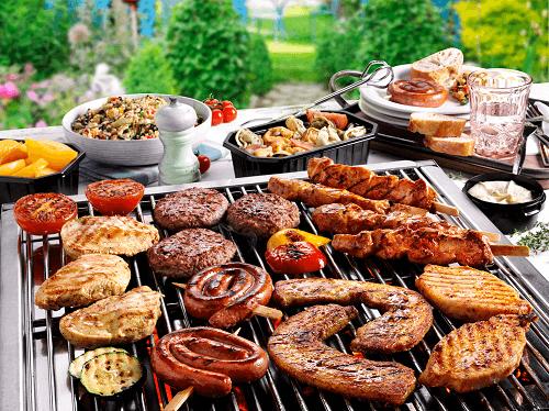 Mixed Grill BBQ Menu