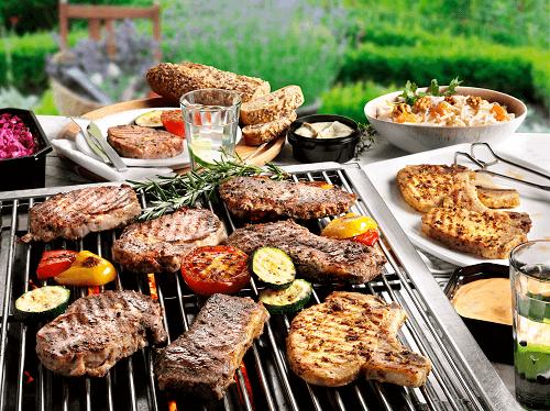 Bourgondisch BBQ Menu