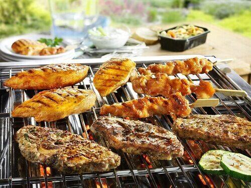 Mediterraans Barbecue