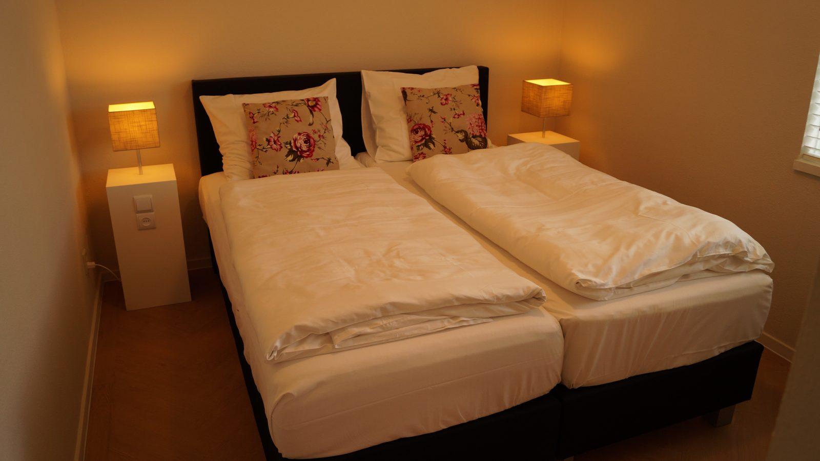 slaapkamer nieuwe vloeren