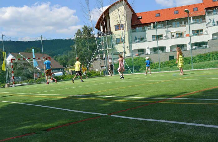 Víceúčelové sportovní hřiště