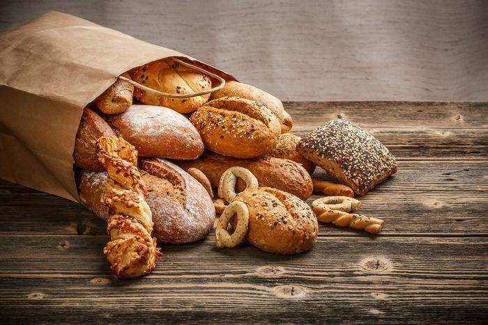 Voorbeeld: Broodjesservice